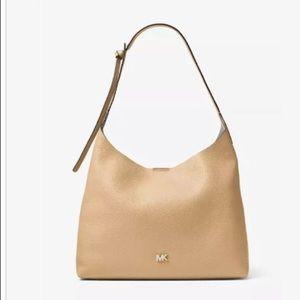 🌺Michael Kors June Medium Hobo Tote Shoulder Bag